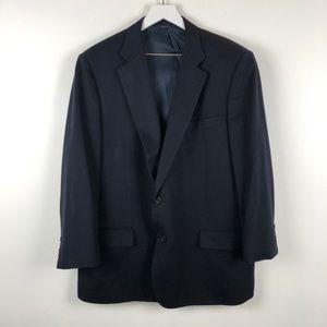 Brooks Brothers Cashmere Blazer 2 Button Size 48R